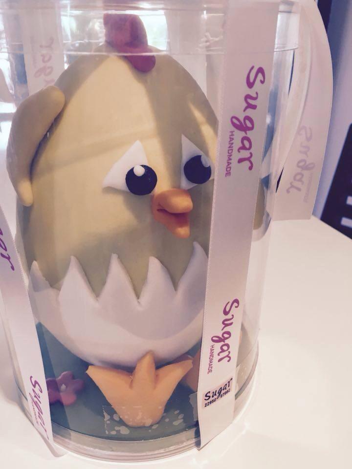 αυγό κοτοπουλάκι