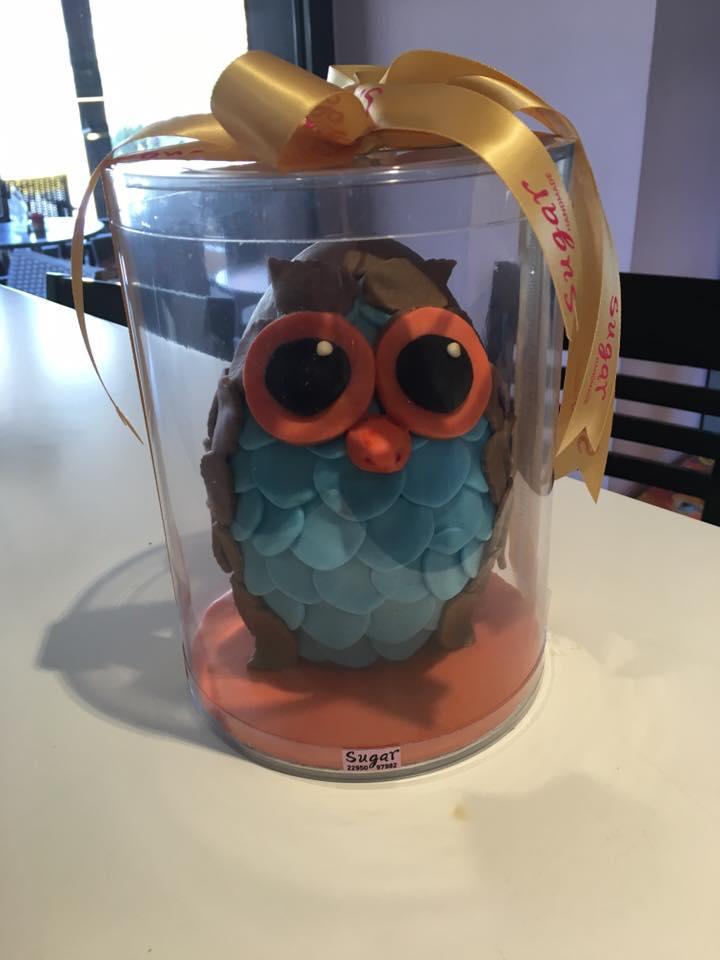 Αυγό κουκουβάγια
