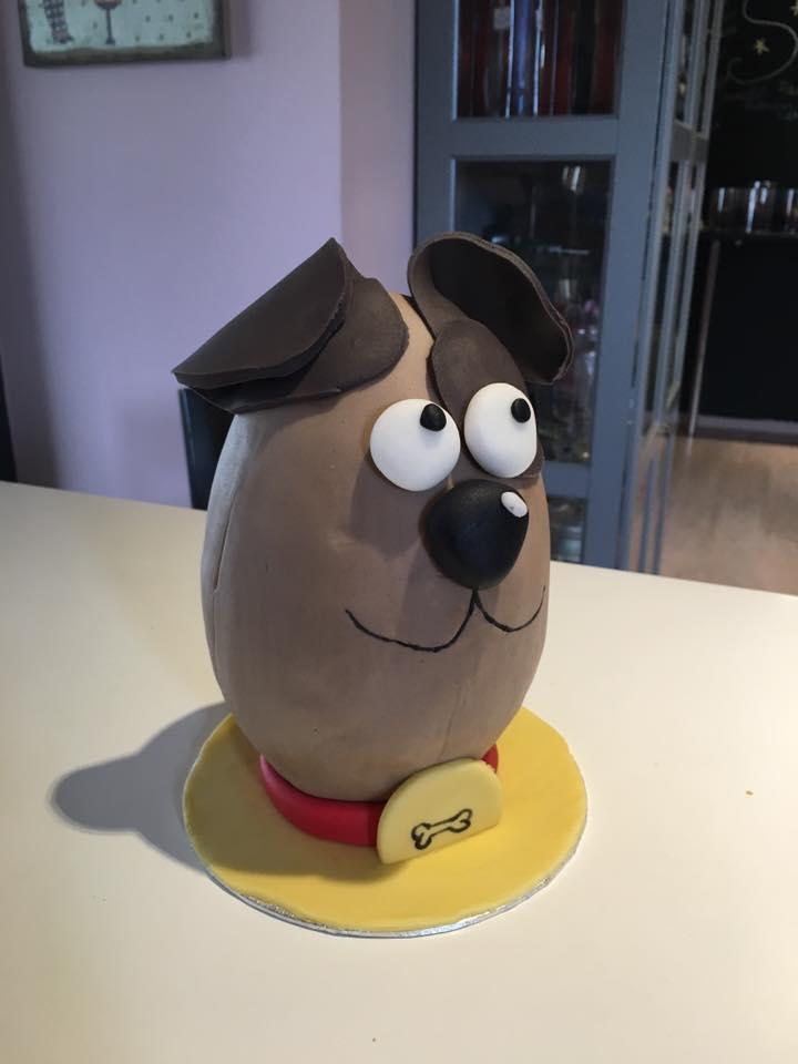 Αυγό σκυλάκι