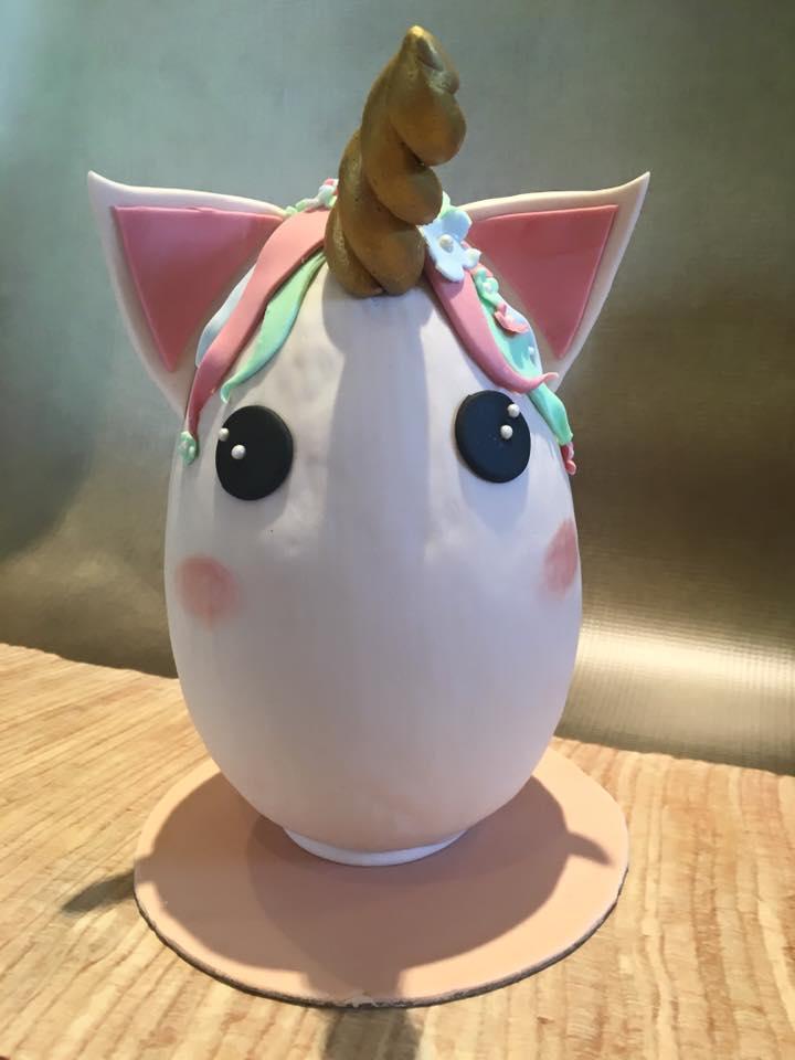 Αυγό μονόκερος