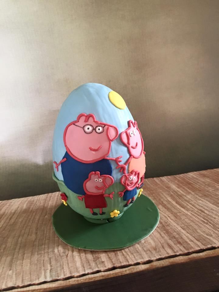 Αυγό Πέππα το γουρουνάκι