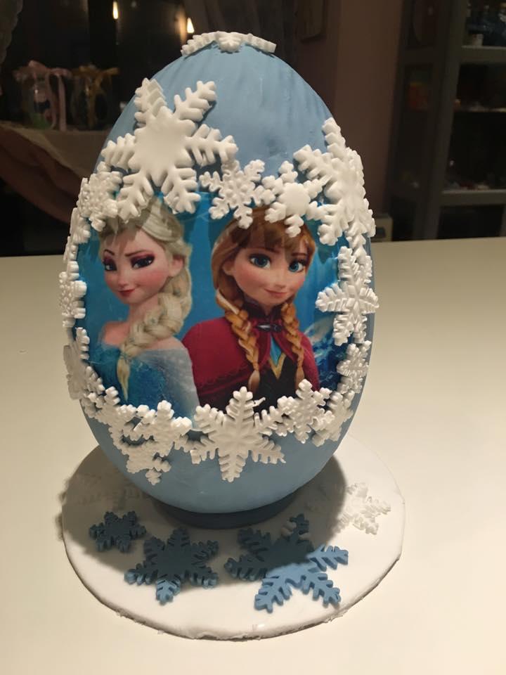 Αυγό Frozen