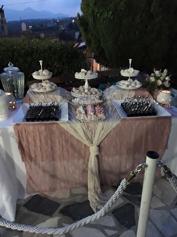 Ο γάμος του Δημήτρη και της Μαρίας και η βάπτιση της Μαριάννας