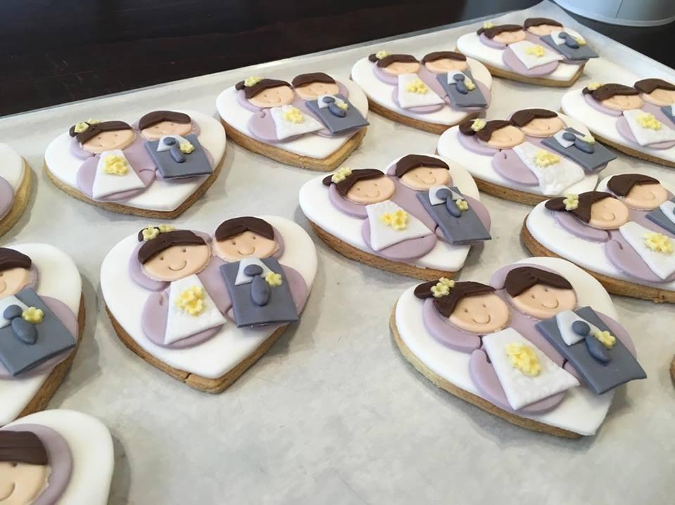 Μπισκότα γάμου