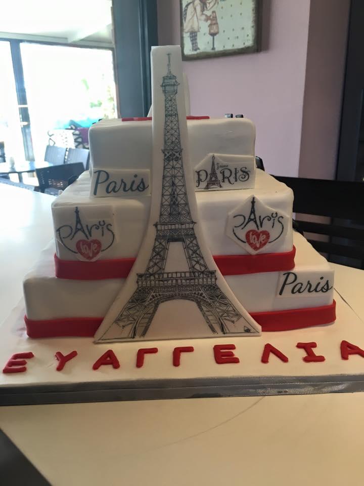 Νέα Υόρκη και Παρίσι