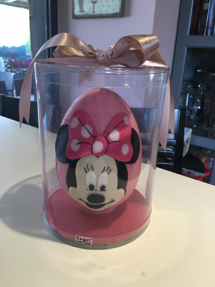 Αυγό Minnie Mouse