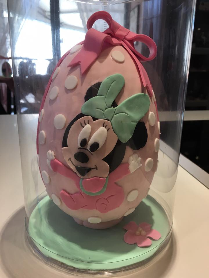 Αυγό baby Minnie