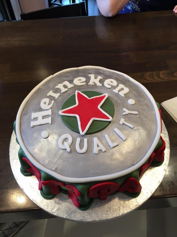 Καπάκι Heineken