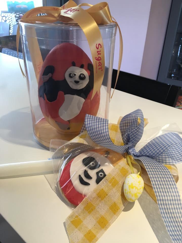 Αυγό Kung Fu Panda