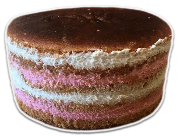 cake ή τούρτα